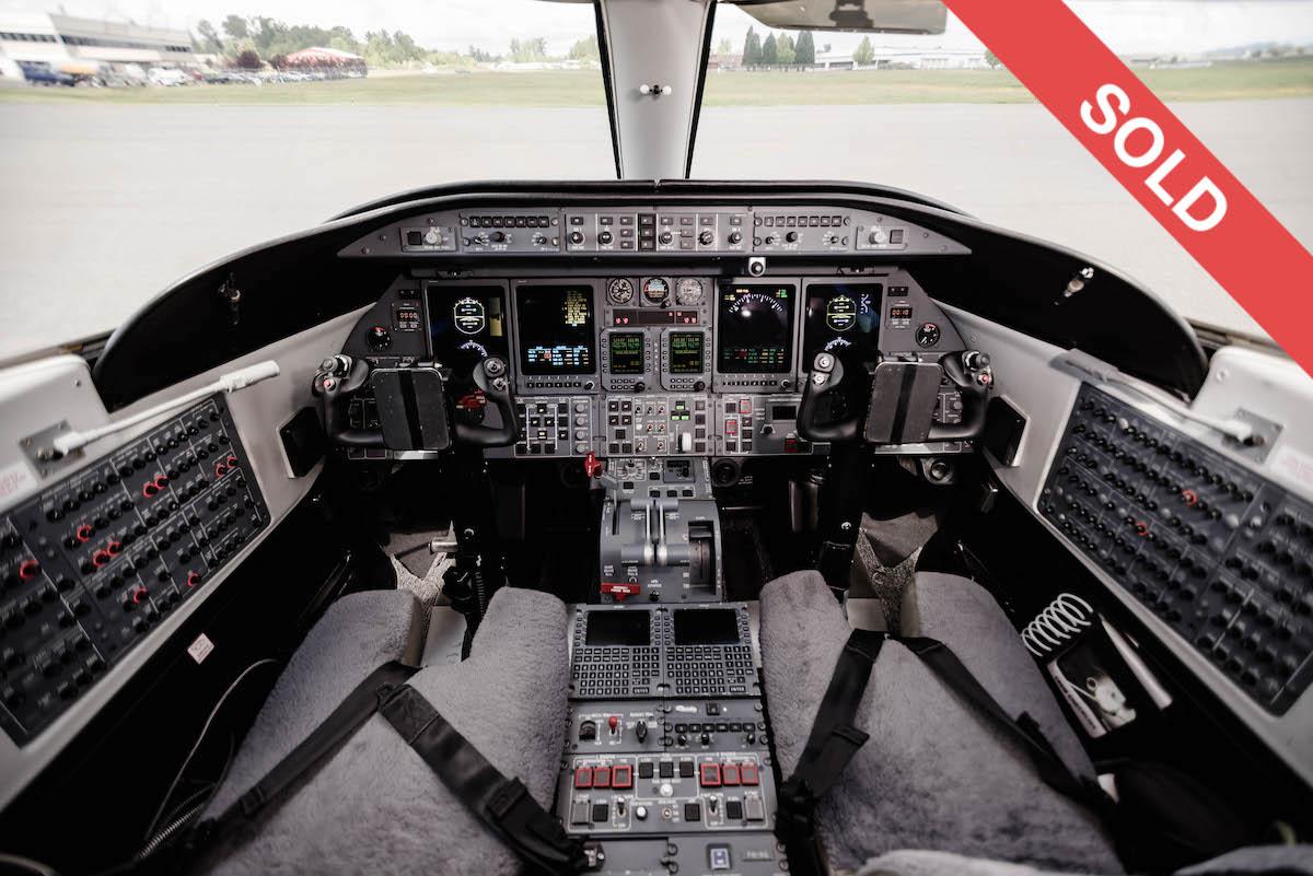 44LG Cockpit SOLD